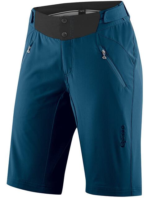 Gonso Syeni Shorts Damen majolica blue